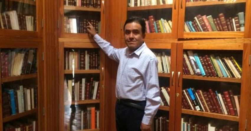 Más de 2,800 libros de la biblioteca de Mario Vargas Llosa llegan a Arequipa