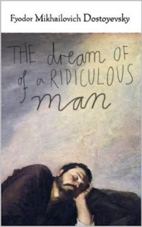THE DREAM OF THE RIDICULOUS MAN - BOOK COVER