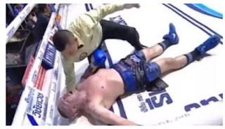49 years old boxer passes away after knockout loss