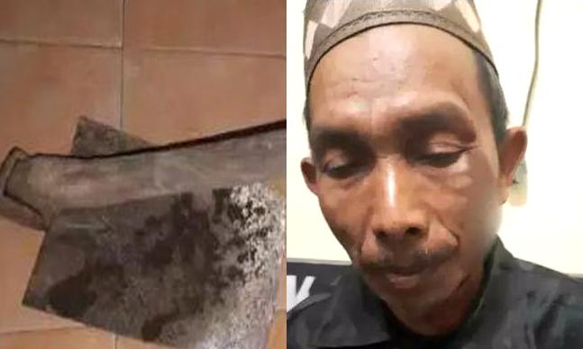 """Indikatormalang.com - Akibat rebutan air untuk sawah seorang kakek harus bersimbah darah. Sidin (63) warga Dusun Sonokembang Desa Sepanjang Kecamatan Gondanglegi harus menanggung rasa sakit dengan kepala berdarah akibat dipukul oleh Tamin (92) tetangganya sendiri.  Pemukulan yang terjadi pada Senin (17/7/17) pukul 19.15 di areal persawahan tersebut dipicu masalah pengairan sawah.    """"Terjadi penganiyaan karena rebutan air untuk pengairan sawah.  Terjadi kesalahpahaman, kemudian cek-cok sehingga berakhir penganiayaan pelaku terhadap korban,"""" ujar Ipda Heriyani S Kanit Reskrim Polsek Gondanglegi. Menurut Heriyani, malam itu korban pergi ke sawahnya untuk mengairi sawahnya. Ketika korban sedang mengairi sawah,  tiba-tiba pelaku datang sambil marah-marah. Pelaku mengeluarkan kata-kata kotor kepada korban.   Korban tidak menanggapi, korban berusaha mengajaknya bicara baik-baik, namun pelaku malah emosi dan tidak terima. Dalam keadaan Emos, pelaku kemudian mengayunkan gagang cangkul yang sedang dipegangnya. Gagang cangkul mengenai kepala korban yang tidak sempat menghindar dari amukan pelaku, karena dilakukan tiba-tiba.  Menurut Korban, sebelumnya sudah memberi tahu pelaku bahwa korban akan mengairi sawahnya. Bahkan korban memberikan sejumlah uang kepada pelaku untuk kompensasi.  Akibat mendapatkan serangan yang mengakibatkan kecederaan, korban kemudian melaporkan perbuatan pelaku kepada polsek setempat. """"Korban yang tidak terima dengan pelaku langsung melaporkan ke Bhabinkamtibnas di kantor desa kemudian diteruskan ke Polsek Gondanglegi"""" terang Heriyani.  Akibat perbuatannya tersangka akan dijerat dengan pasal pidana 351,  karena tindak penganiayaan dengan hukuman maksimal 2 tahun 8 bulan penjara"""
