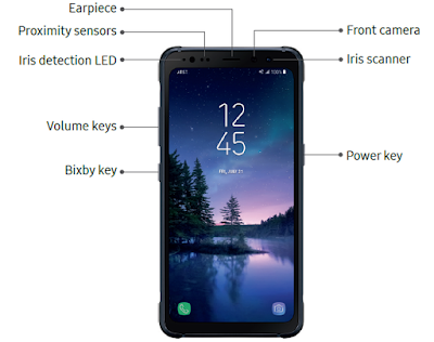 Galaxy S8 Active Manual and Tutorials