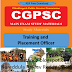 Chhattisgarh Public Service Commission CGPSC Training and Placement Officer Material PDF