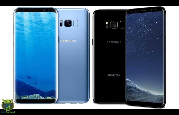 G955USQU1AQDF Download | Verizon Galaxy S8+ SM-G955U