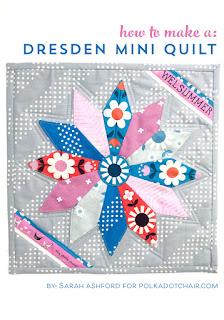 Free Mini Quilt Pattern