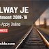 RRB JE Apply Online 2018: How to Apply
