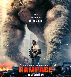 Rampage (2018) Film