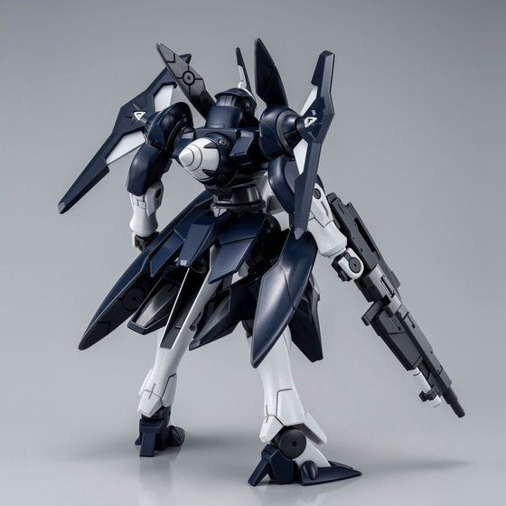 P-Bandai: HG 1/144 Advanced GN-X - back