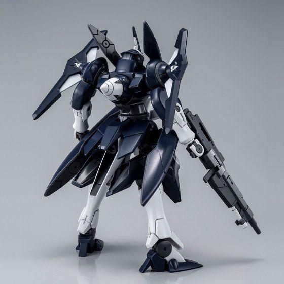 P-Bandai: HG 1/144 Advanced GN-X - back