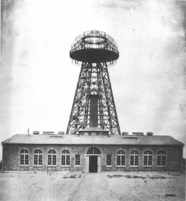 Tesla Broadcast Tower