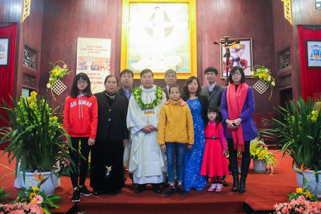 Lễ truyền chức Phó tế và Linh mục tại Giáo phận Lạng Sơn Cao Bằng 27.12.2017 - Ảnh minh hoạ 233