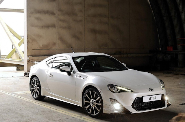 2016 Toyota GT 86 Trd Specifications