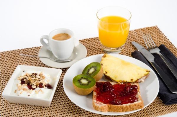 Punto Gym: 20 Desayunos Saludables