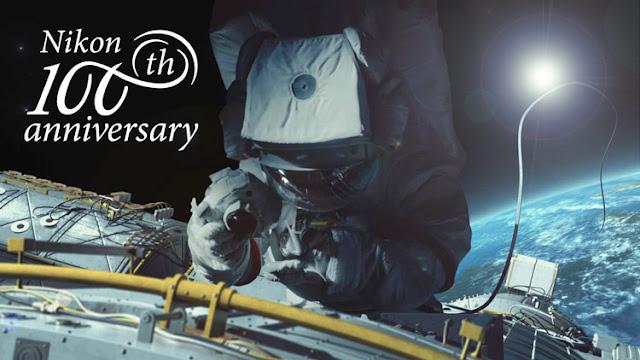 Nikon 100 years anniversary