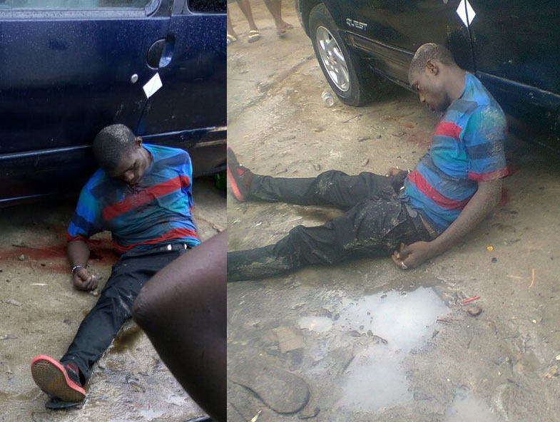 "Blogger Chukwuebuka ""Ghostmood"" Isidore shot dead by Rivers State Police"