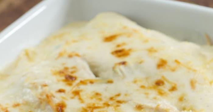 أرز البشاميل مع الدجاج