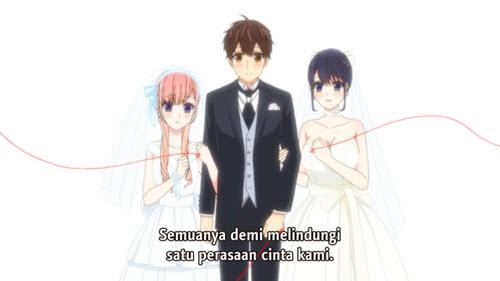 Koi to Uso Episode 12 Subtitle Indonesia