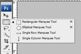 Marquee Tool pada Photoshop – Belajar Photoshop