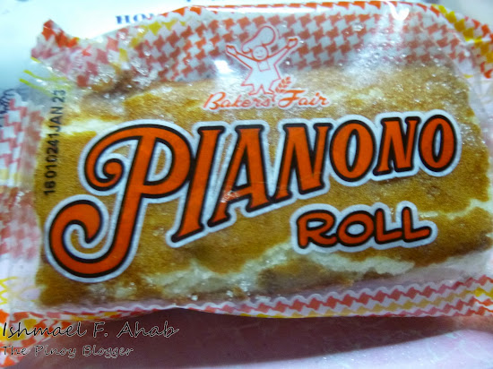 Pianono roll from Bakers' Fair