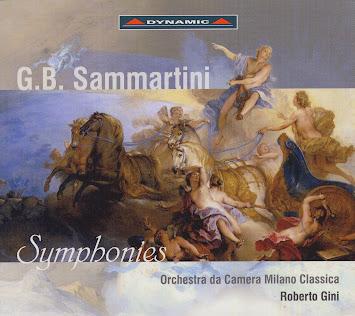 Sammartini, G.: Symphonies, J-C 7, 9, 14, 15, 33, 36, 37, 39, 65