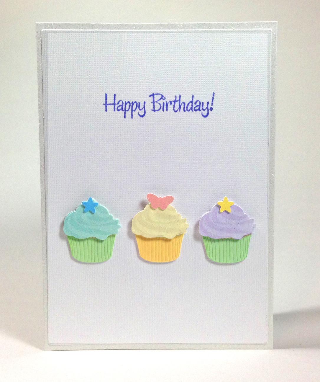 365 designs simple birthday card in 3 steps