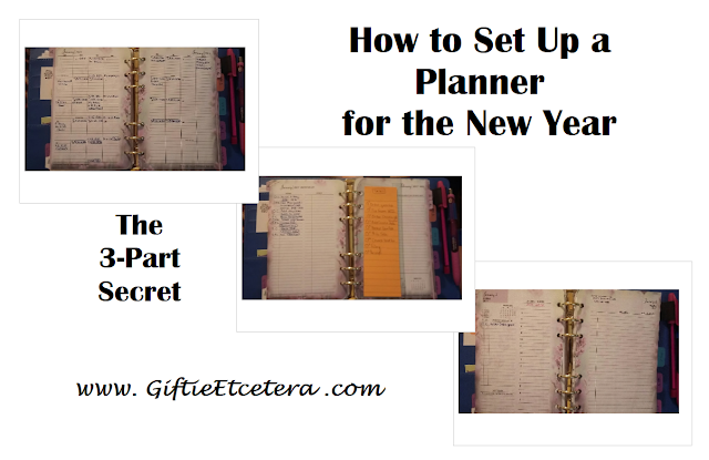 to do list, planner, planner set up, tasks, calendar, daily pages