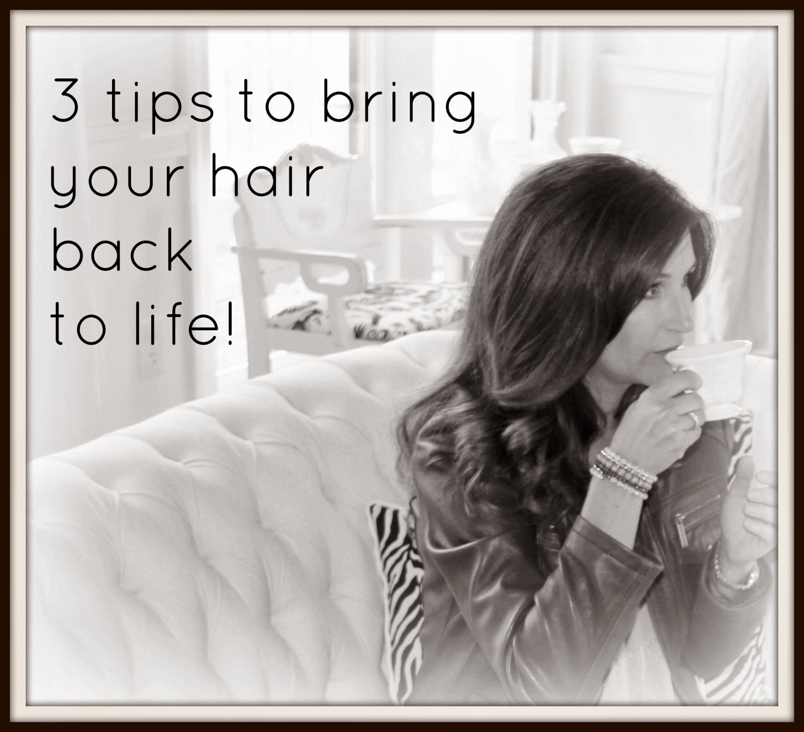 Is Your Hair Weighing You Down?