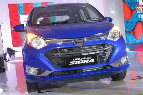 Mobil Bekas Toyota Calya dan Daihatsu Sigra