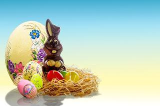 le chocolat à Pâques