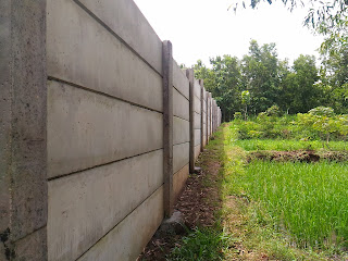pagar beton panel yogyakarta