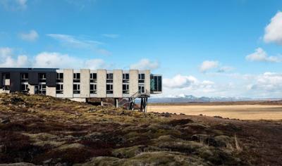 stjori, NYTimes - Les 5 meilleurs hôtels de luxe en Islande