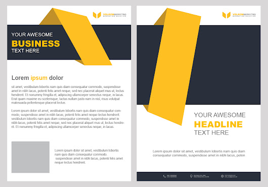 photoshop brochure templates free download - creative brochure design psd template free downloads for