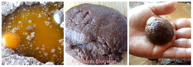 Kakaolu Şekerpare Nasıl Olur, Kakaolu Şekerpare yapılışı, Şekerpare tatlısı kolay