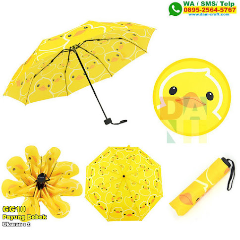 Payung Bebek