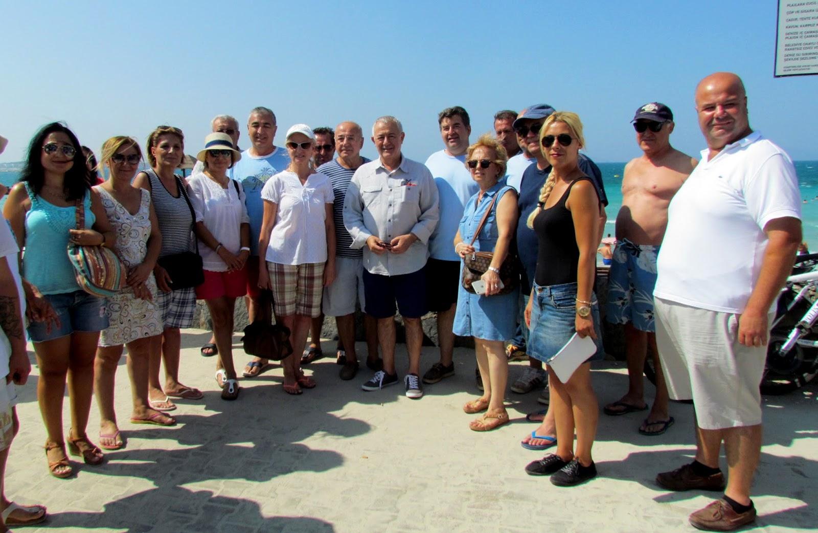 Plajlarıyla ünlü Çeşme termal turizm için de atağa geçti 74