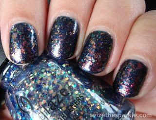 Opal Layering Mani