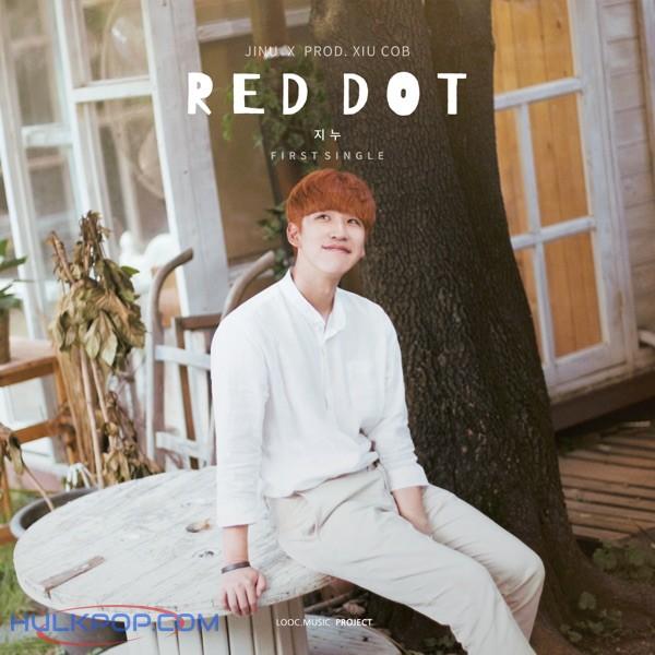 JINU – Red Dot – Single
