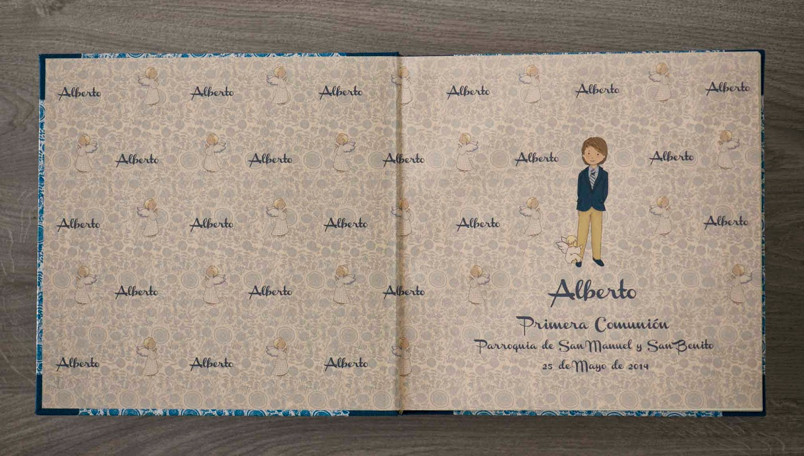suitbook, album fotos, album comunion, encuadernacion, bookbinding, handmade