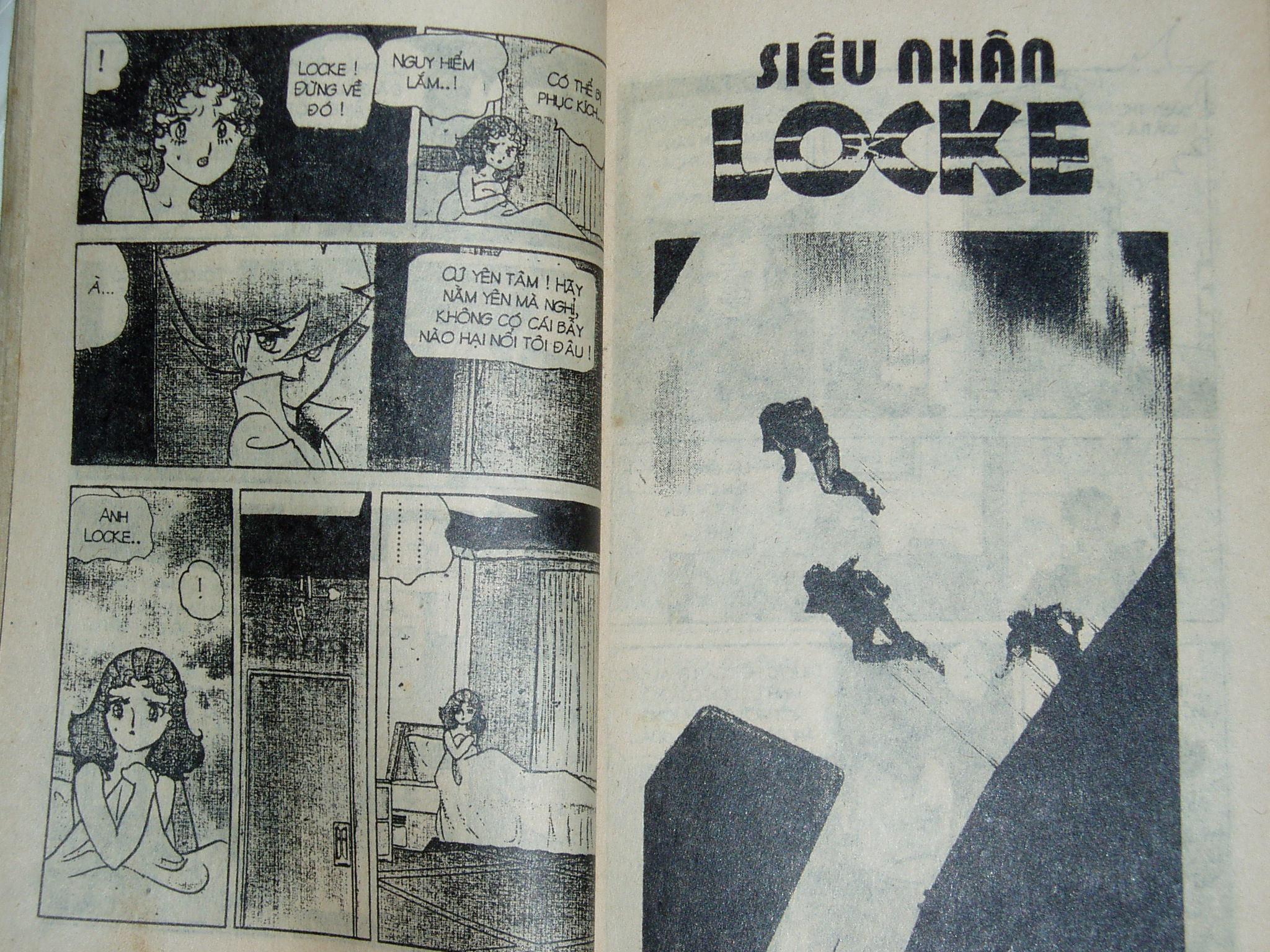 Siêu nhân Locke vol 16 trang 28