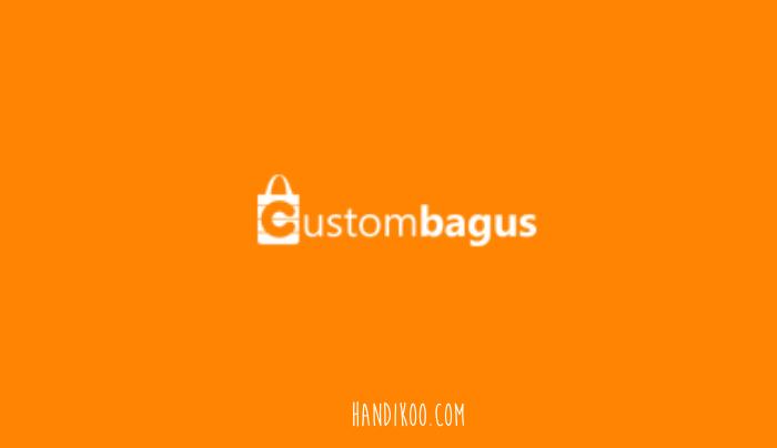 CustomBagus, Custom Merchandise serta Souvenir keren dan bagus kreatif