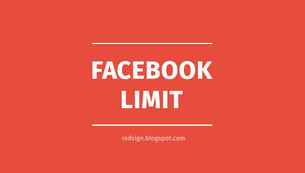 Cara Mengganti Nama Facebook yang Sudah Limit