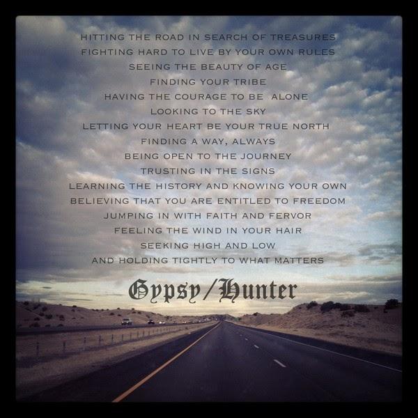 Gypsy Hunter Bohemian Diesel Blog