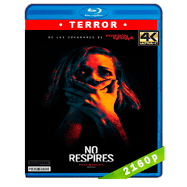 No respires (2016) 4K UHD Audio Dual Latino-Ingles