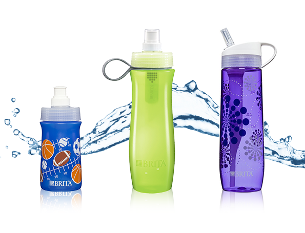 Get Healthy For 2015 With Brita Water Filters
