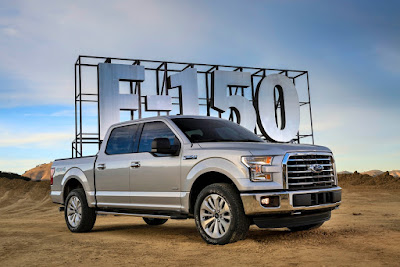 Ford F-150 Earns 2016 IIHS Top Safety Pick
