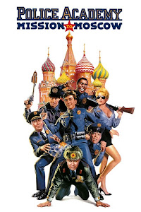 Police Academy: Mission to Moscow Poster