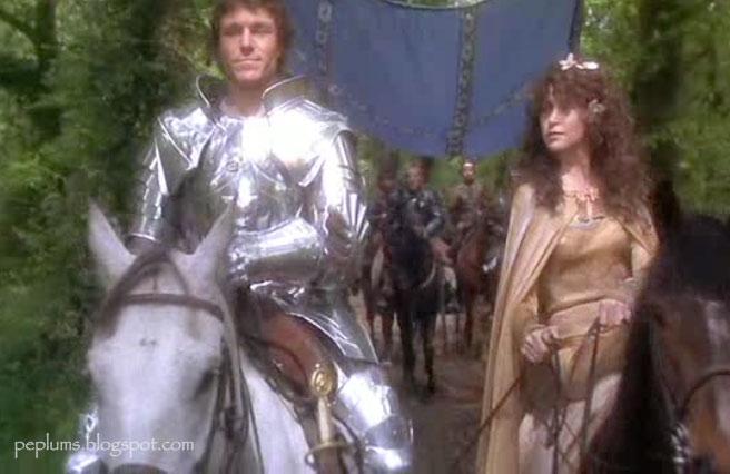 Lancelot In Camelot