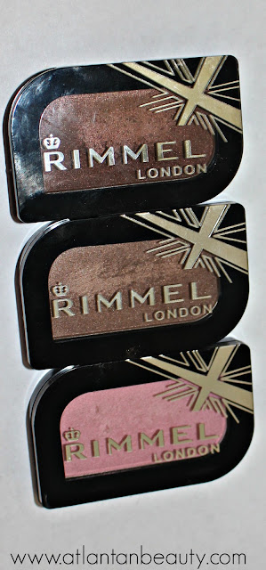 Rimmel Magnif'Eyes Mono Eyeshadows