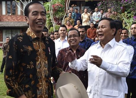 Prabowo dan Gatot Tak Bakal Mampu Kalahkan Jokowi, SMRC: Kolam Suaranya Sama