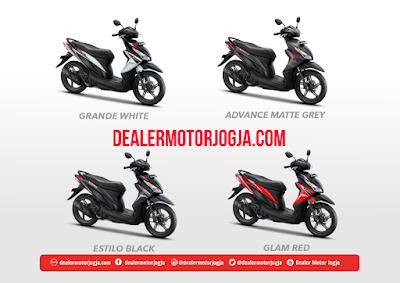 Harga Promo Cash - Kredit Honda Jogja Vario 110 Esp Terbaru