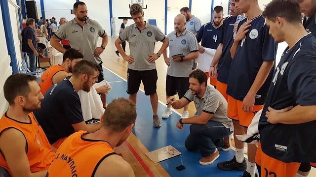 Αποκλείστηκε από την επόμενη φάση του κυπέλλου Ελλάδος ο Οίακας Ναυπλίου